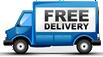 Free Delivery Van